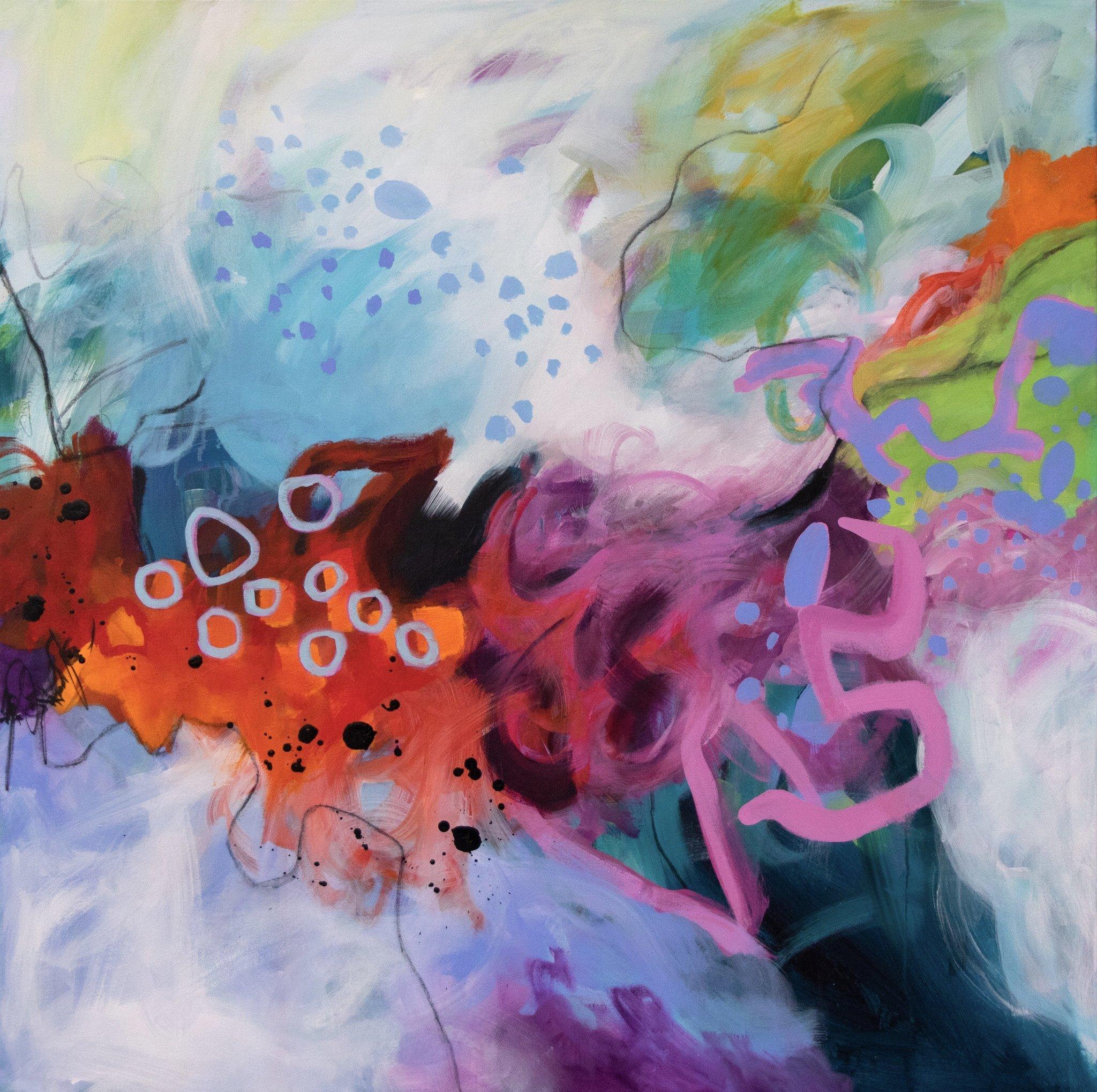 J'ai envie de rêver en couleurs